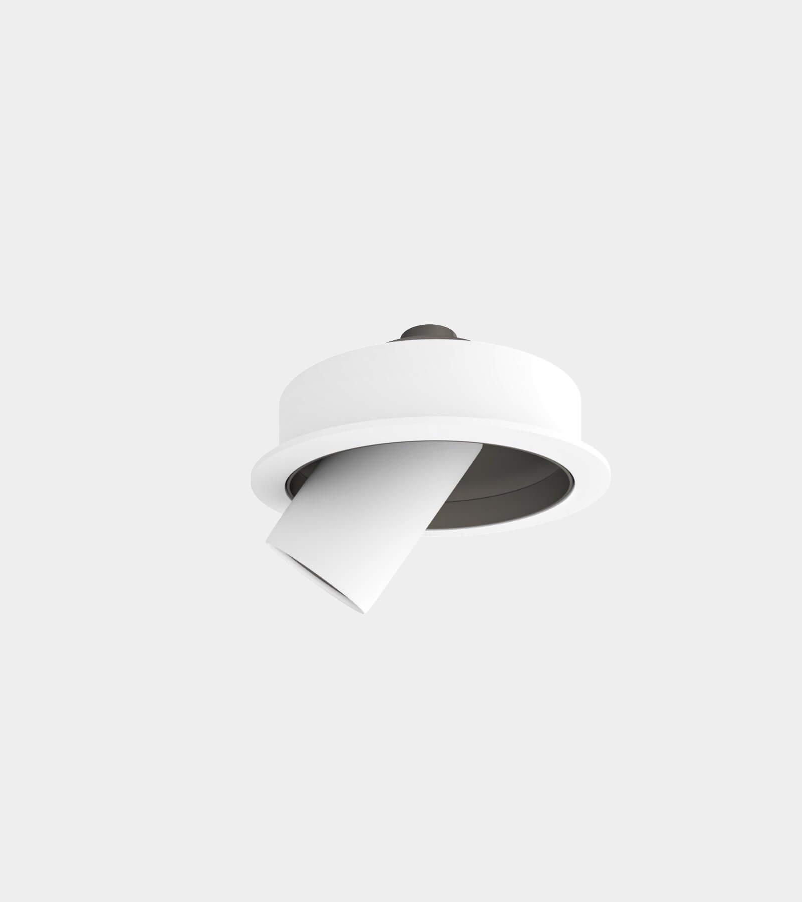 Adjustable recessed ceiling spotlights 2 - 3D Model