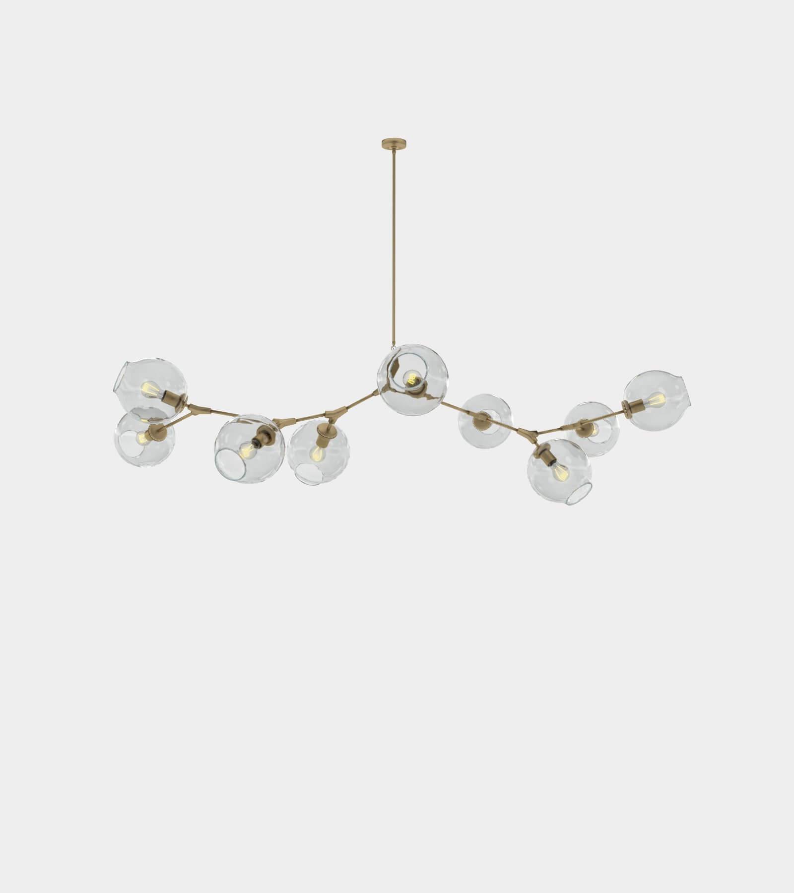 Branch pendant lamp 2 - 3D Model