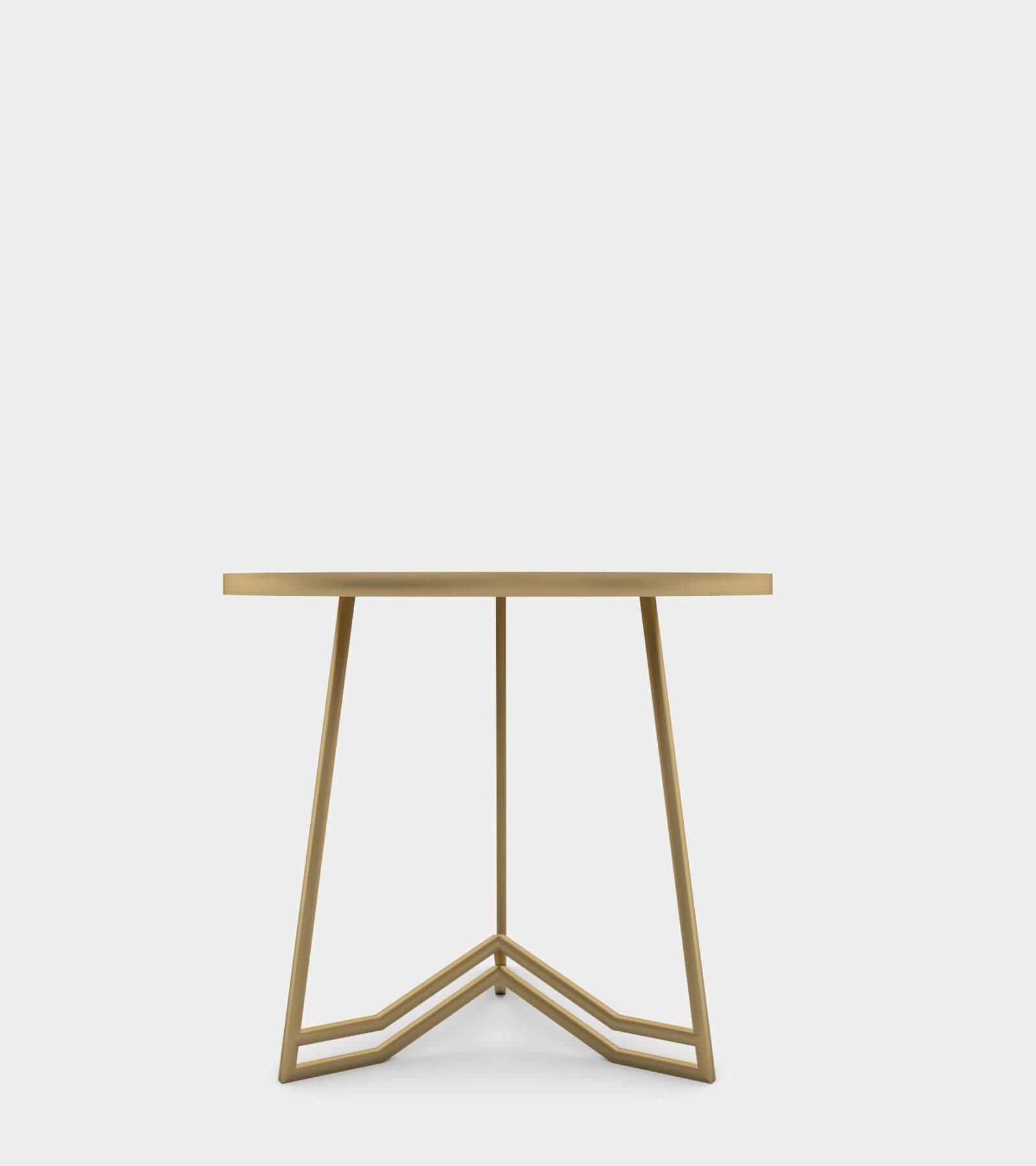 Bronze side table 2 - 3D Model