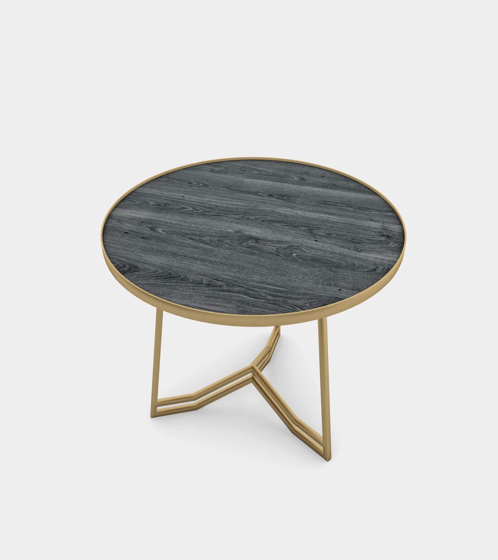 Bronze side table - 3D Model