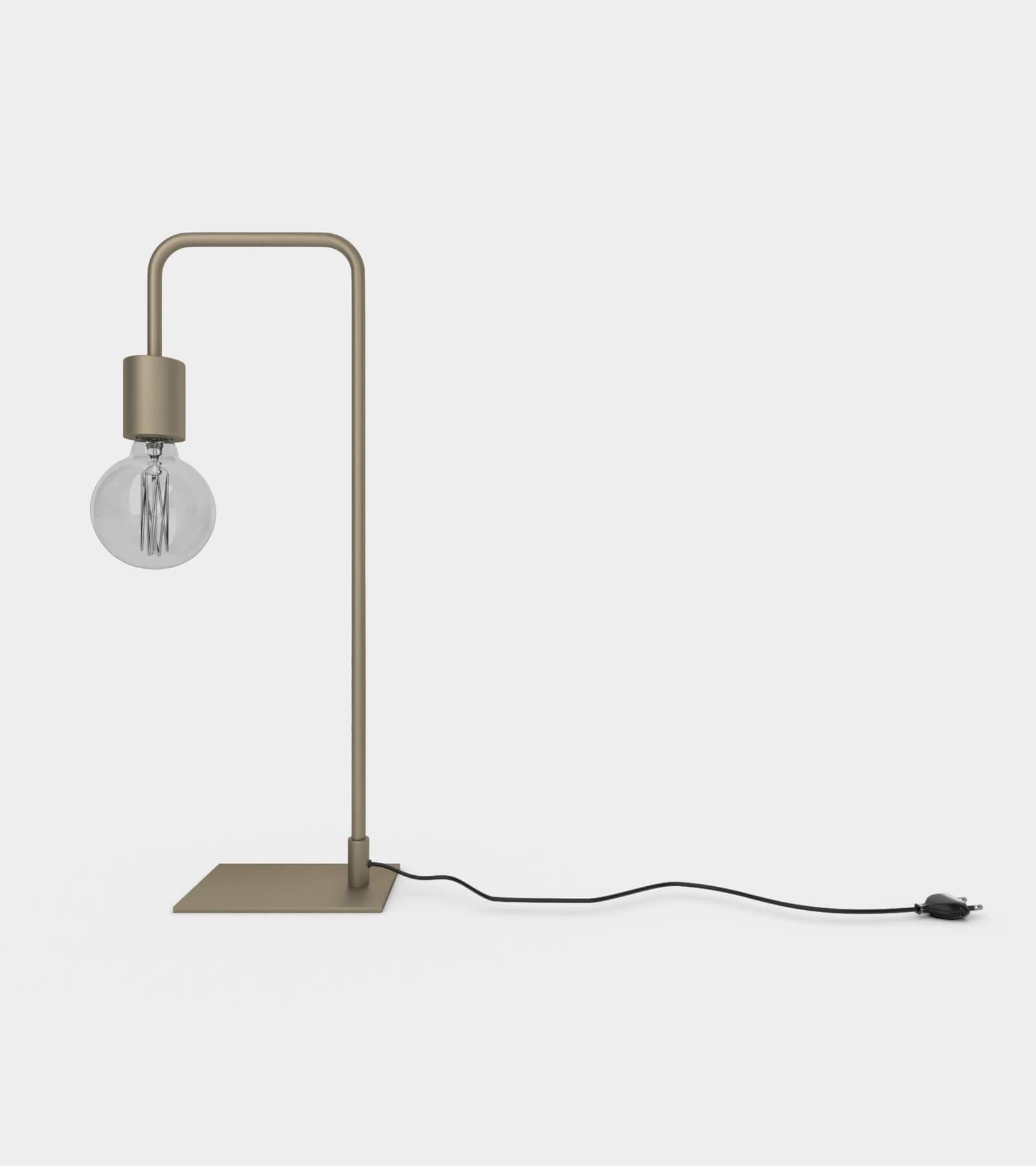 Modern & contemporary minimalist table lamp- 3D Model