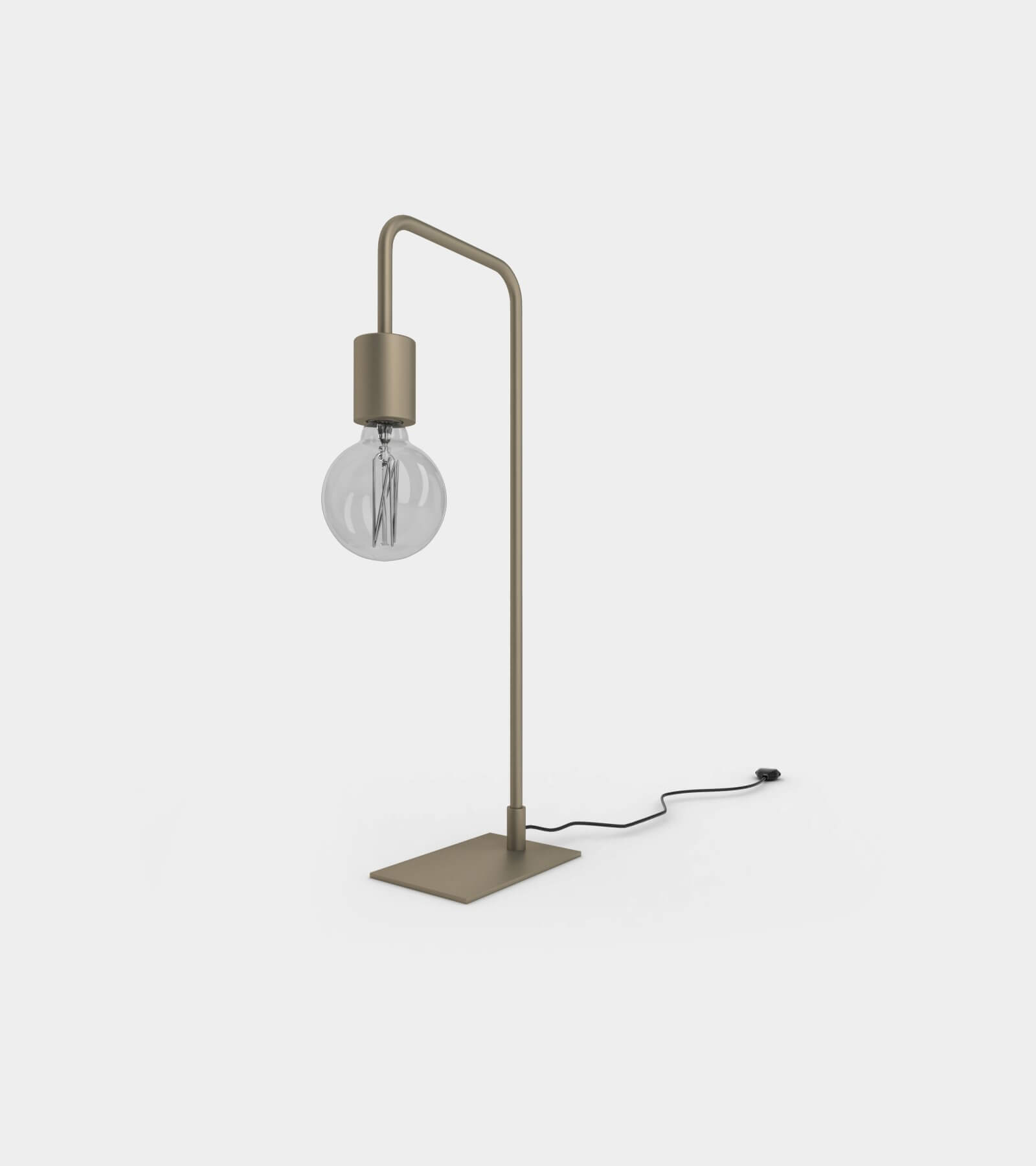 Modern & contemporary minimalist table lamp2- 3D Model