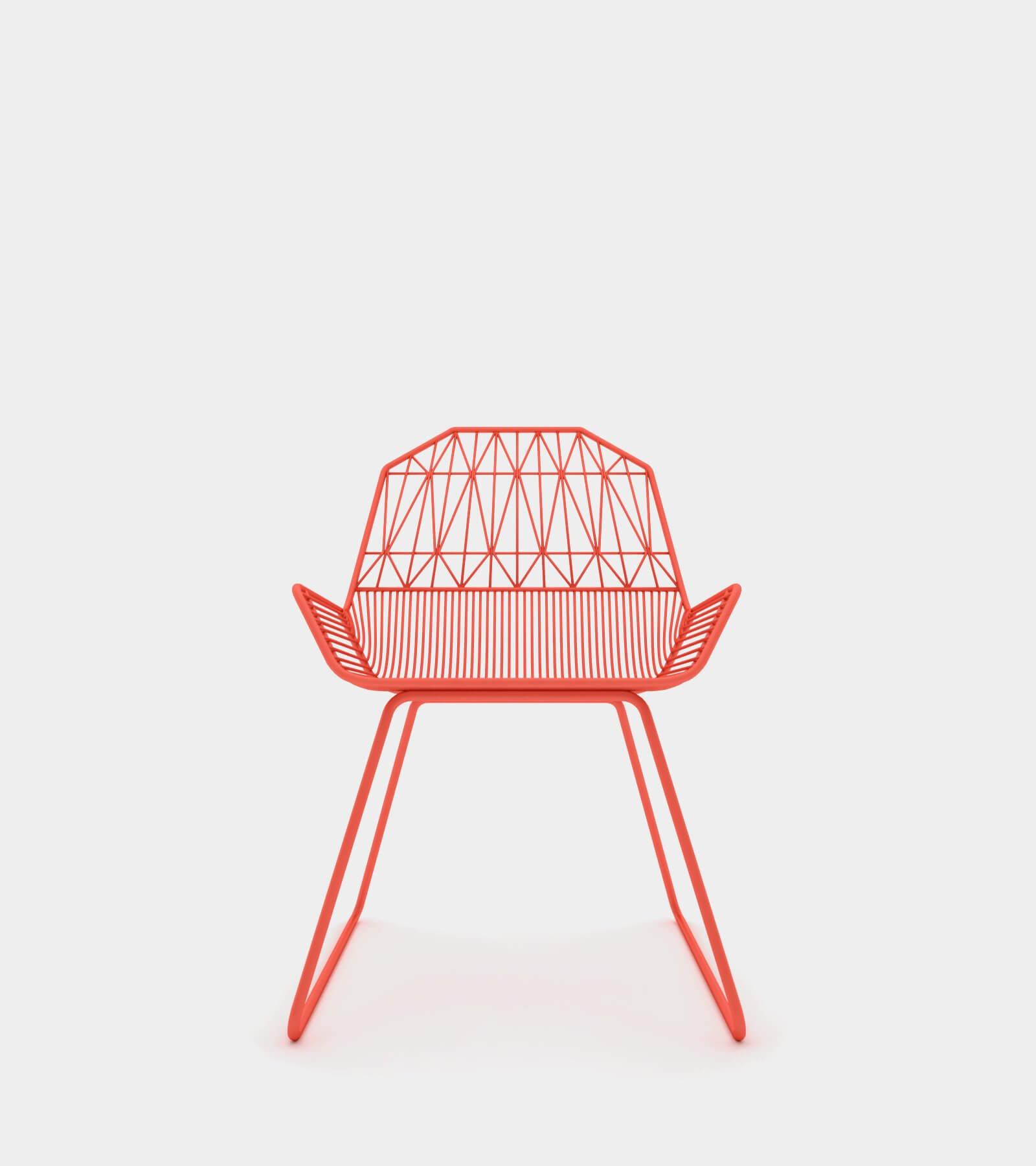Modern outdoor & indoor lounge chair 2- 3D Model