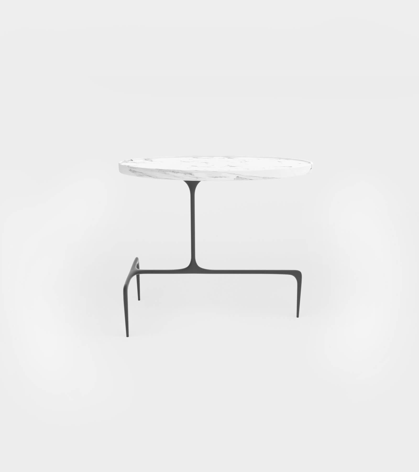 Oval occasional table - 3D Model