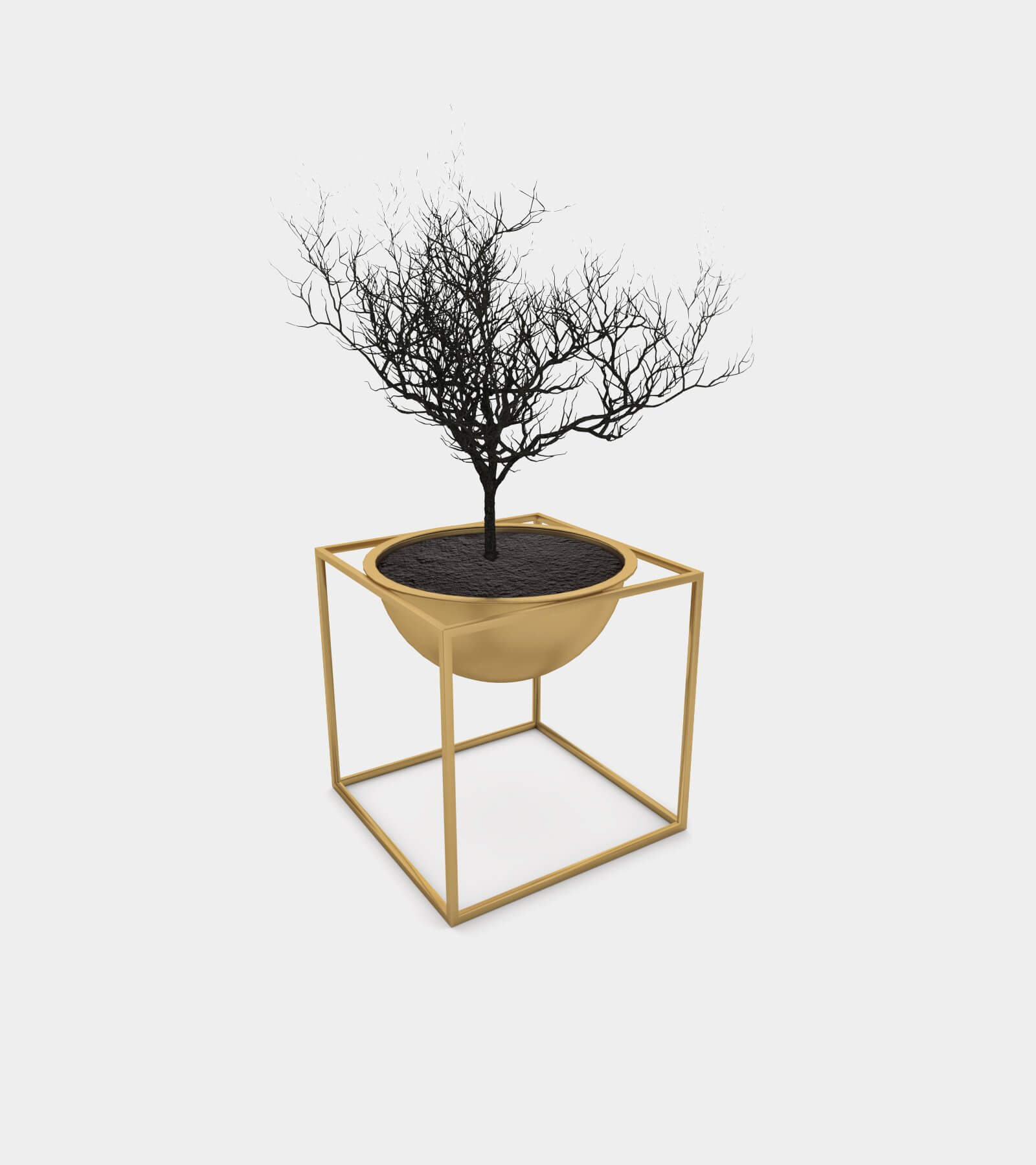 Plant stand bowl 2 - 3D Model