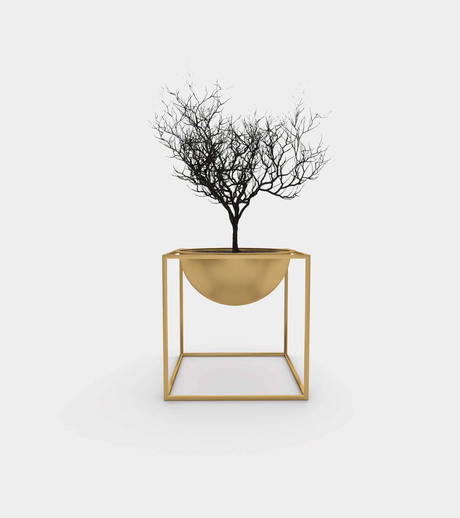 Plant stand bowl - 3D Model