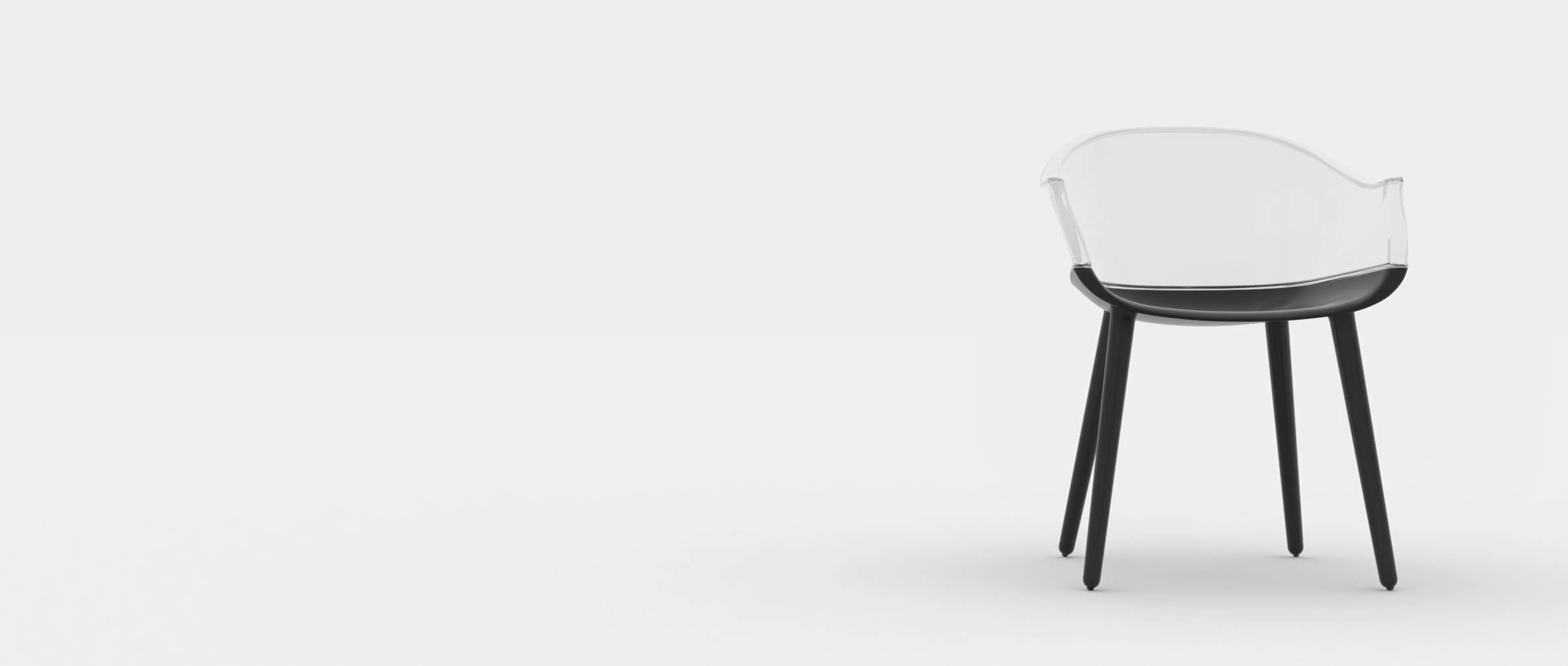 Round armchair & dining chair 3