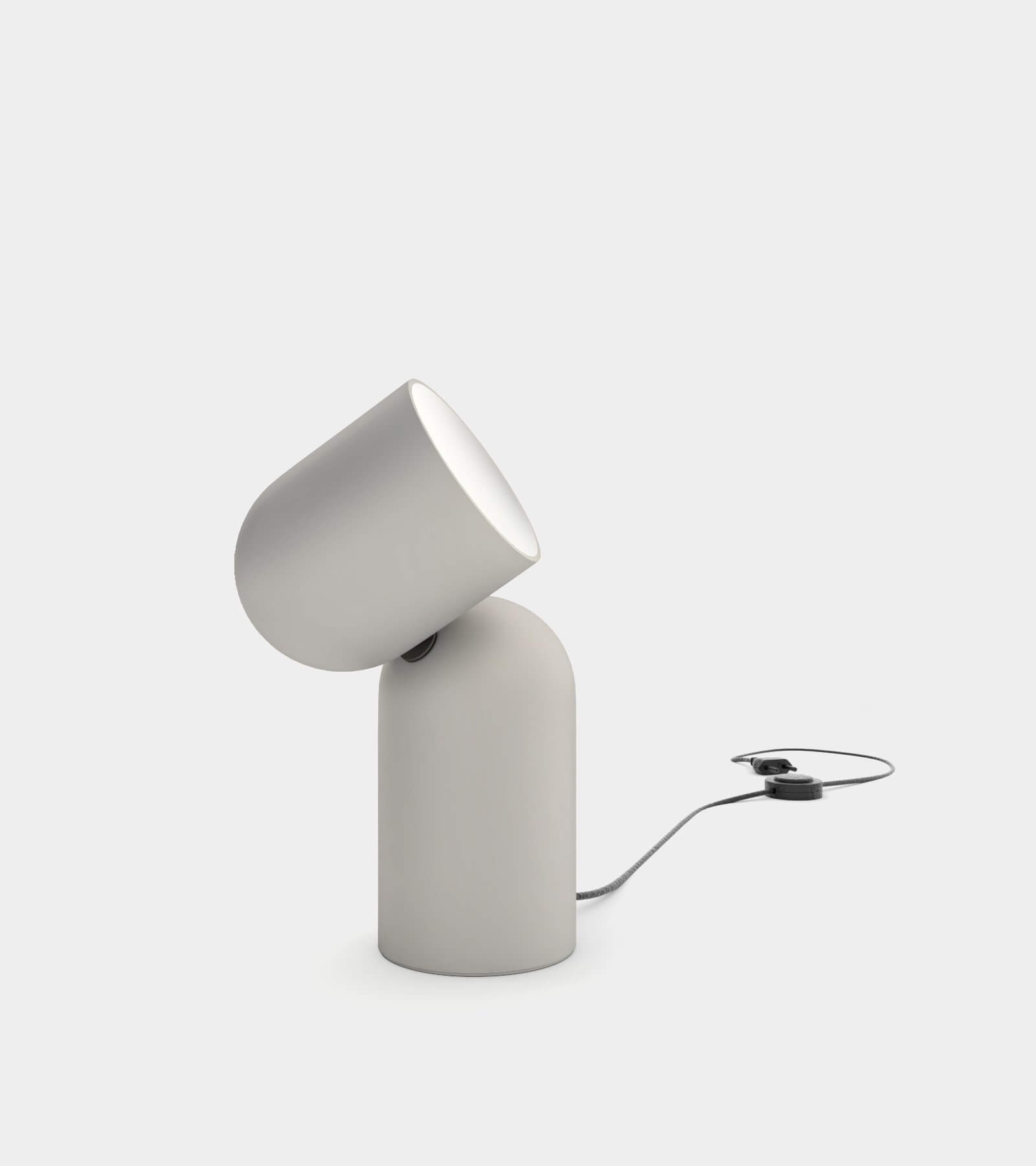 Turning table lamp 2 - 3D Model