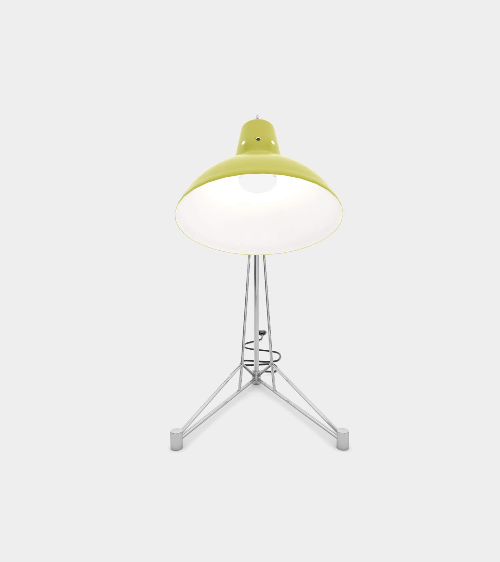Vintage table lamp 2 - 3D Model