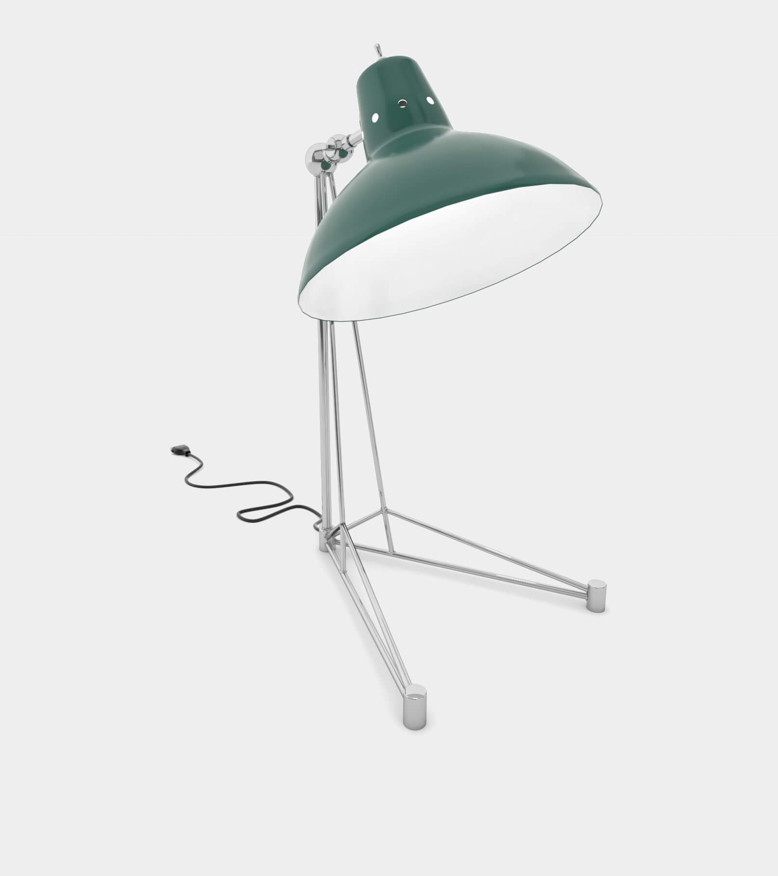 Vintage table lamp - 3D Model
