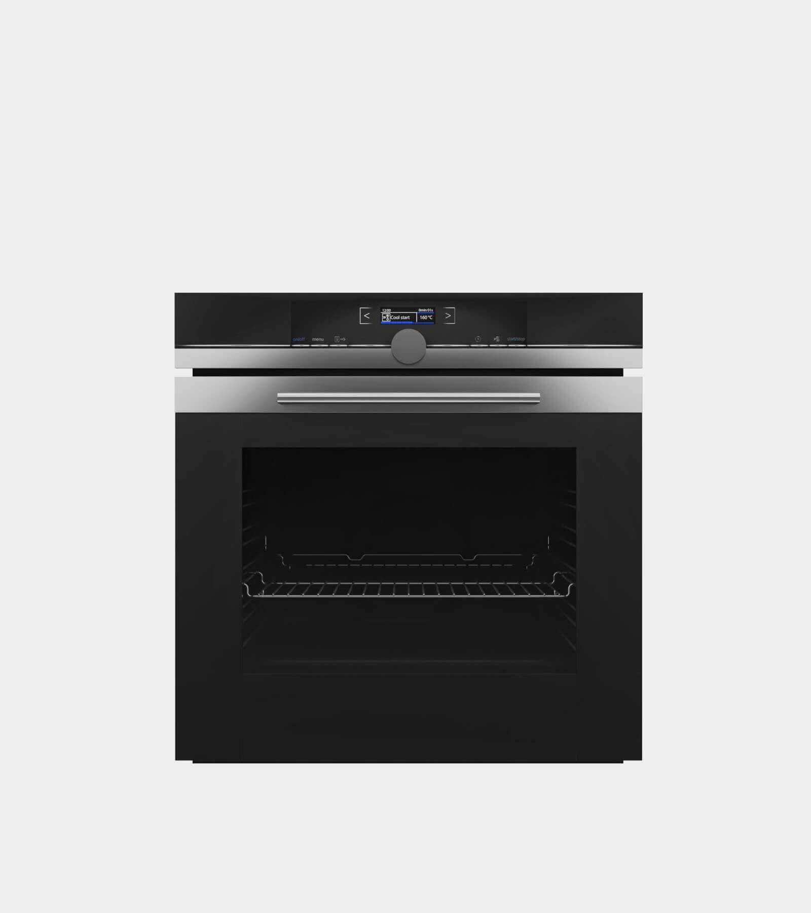 Black oven 3D Model