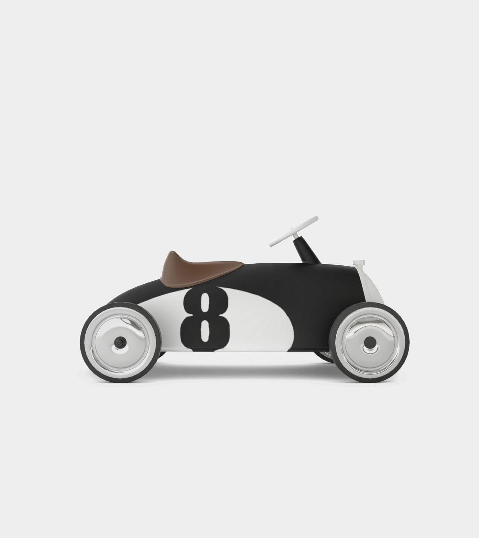 Retro Toy car- 3D Model