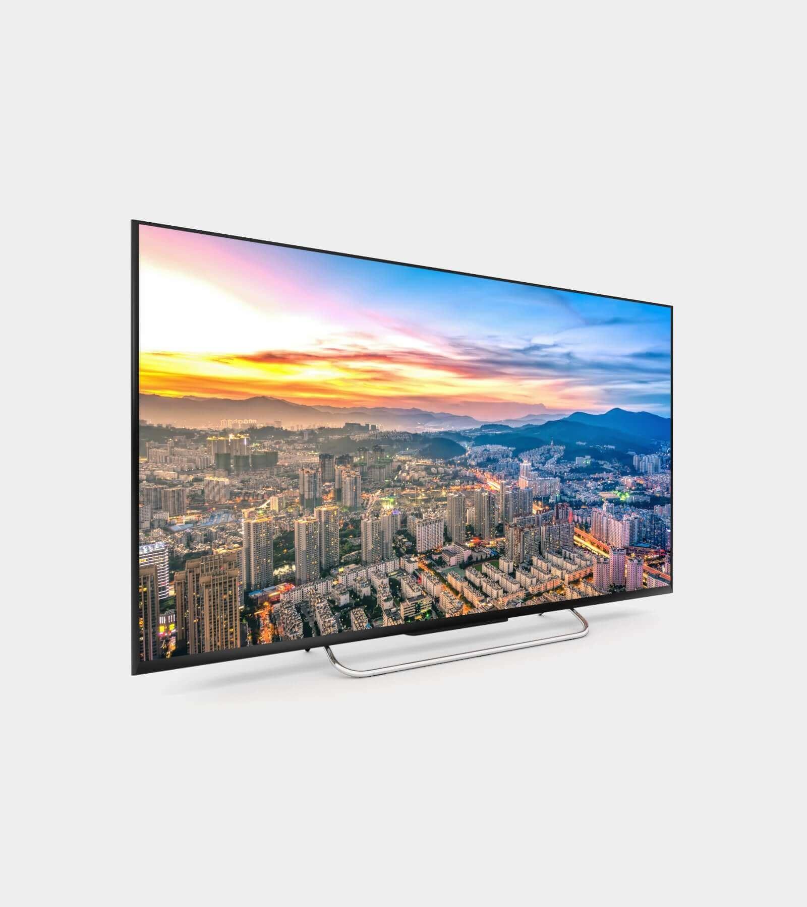 Smart TV-2 3D Model