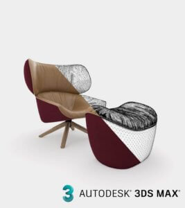 High quality and photorealistic 3D Models for 3ds Max