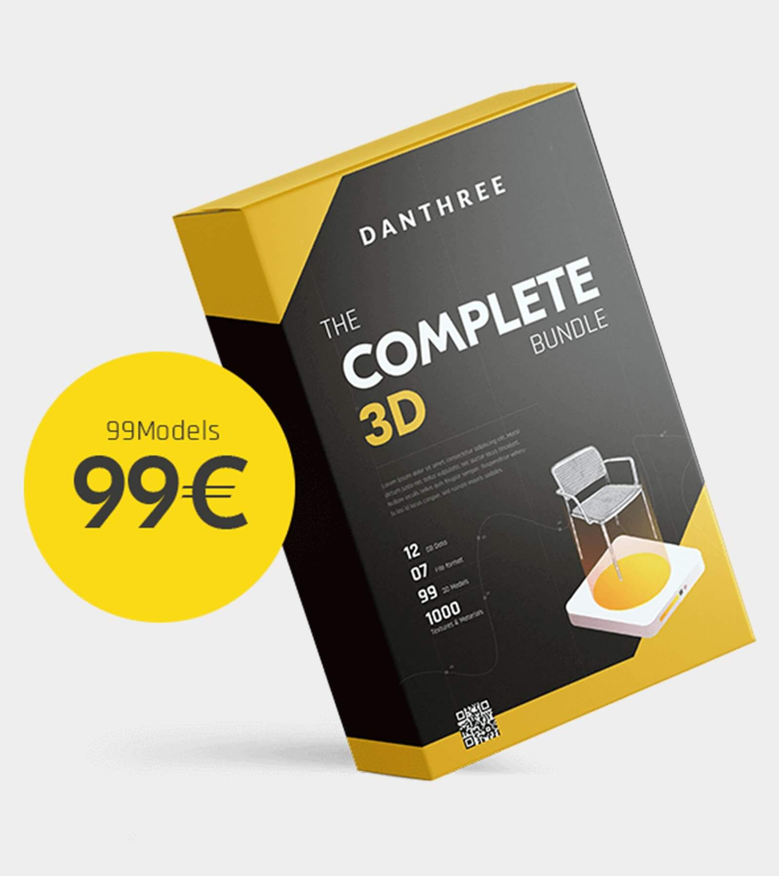 Limited Photorealistic 3D Model Bundle 3