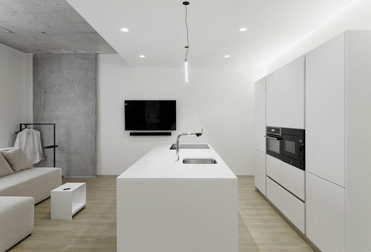 Modern Apartment 69 // Cgi Visualization