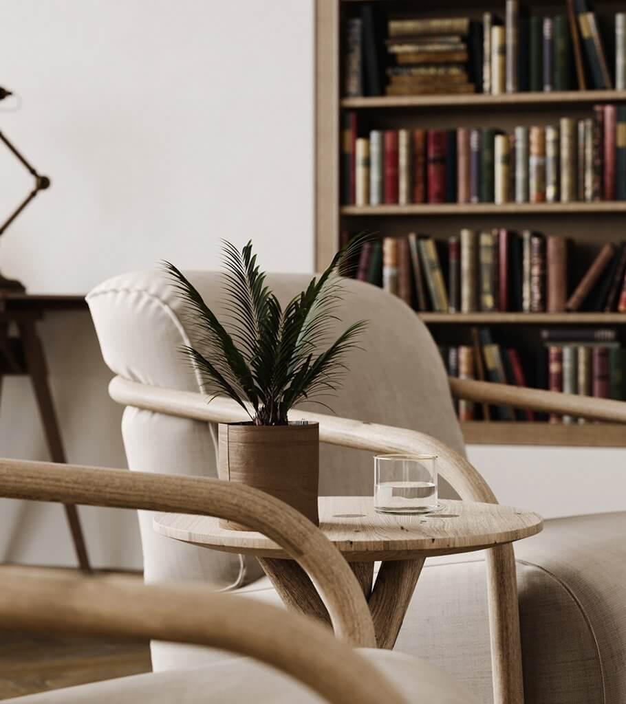 Cozy and modern apartment design header 2