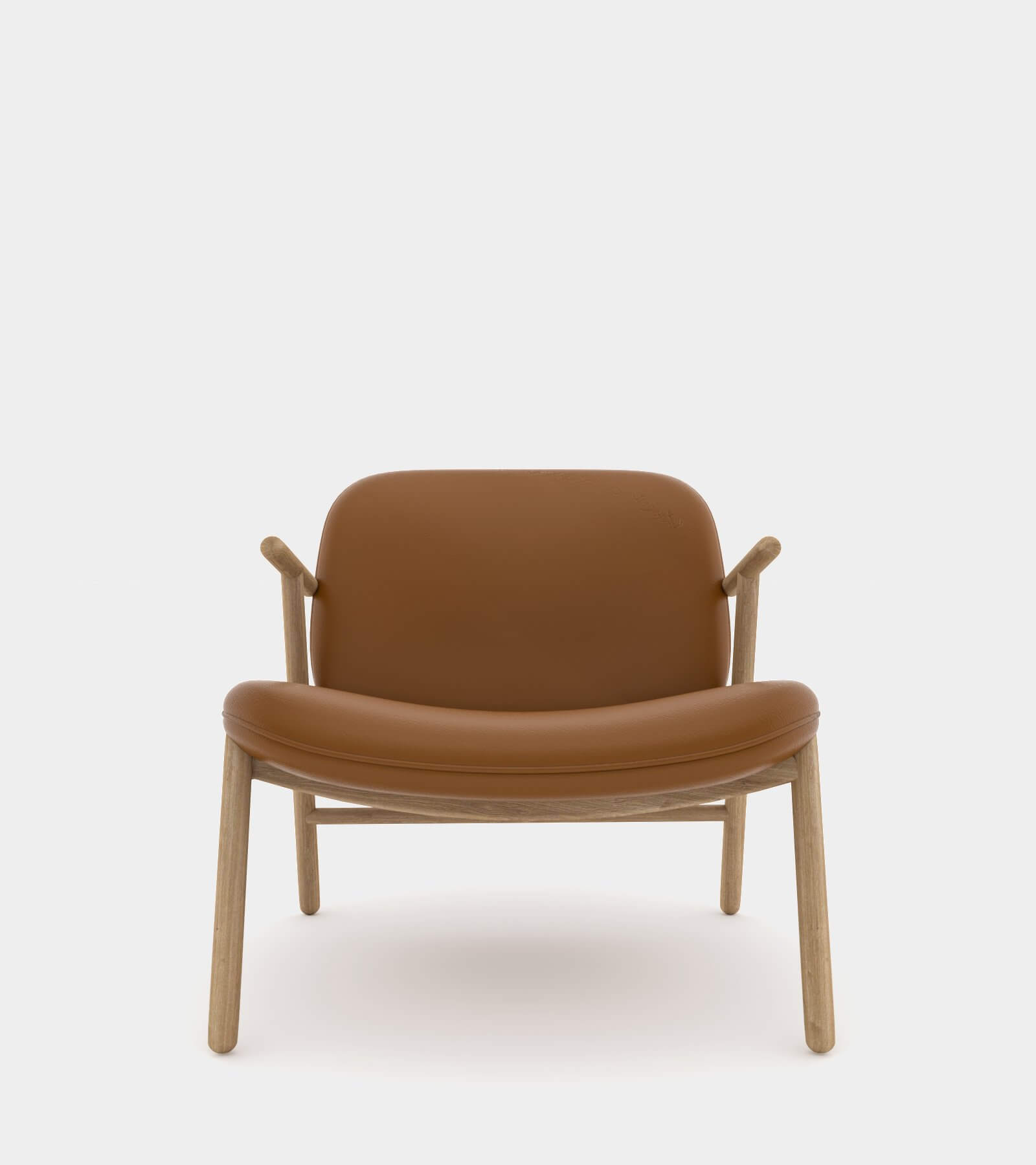 Cozy lounge chair-2 3D Model