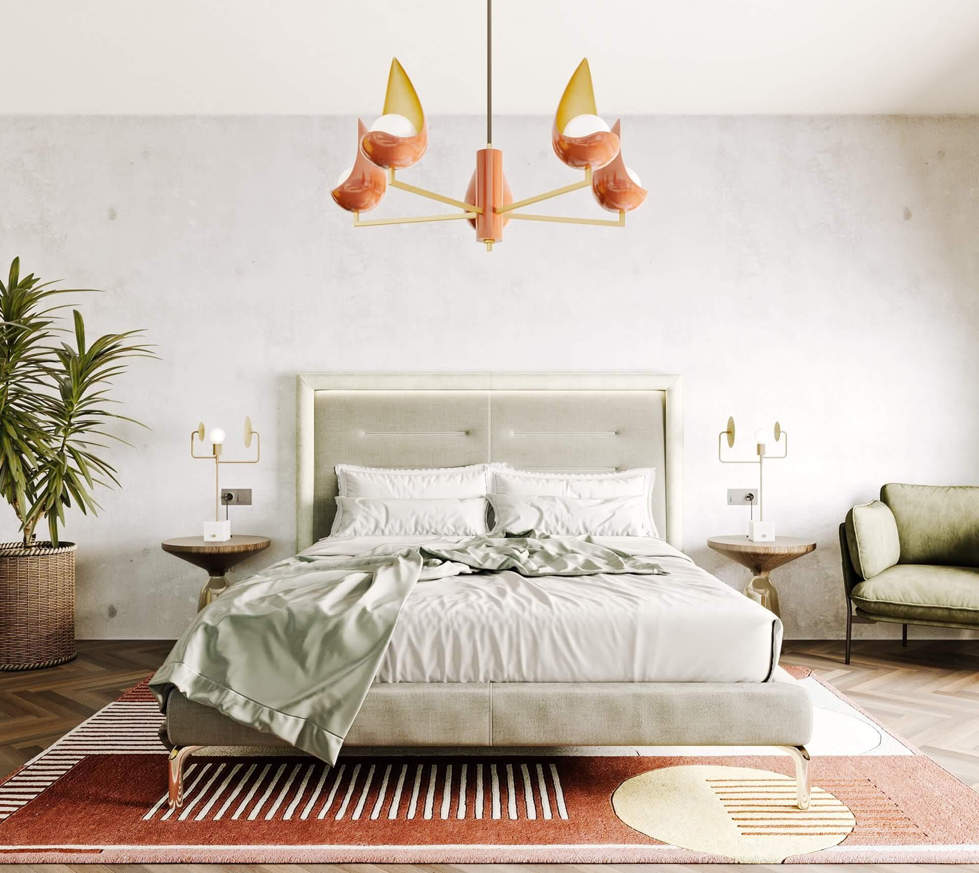 Sin-cinnati bedroom cozy