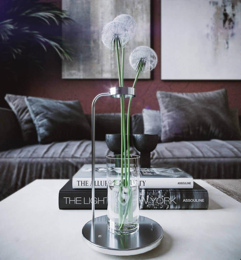 Cozy & Stylish interior Apartment - cgi visualization(4)