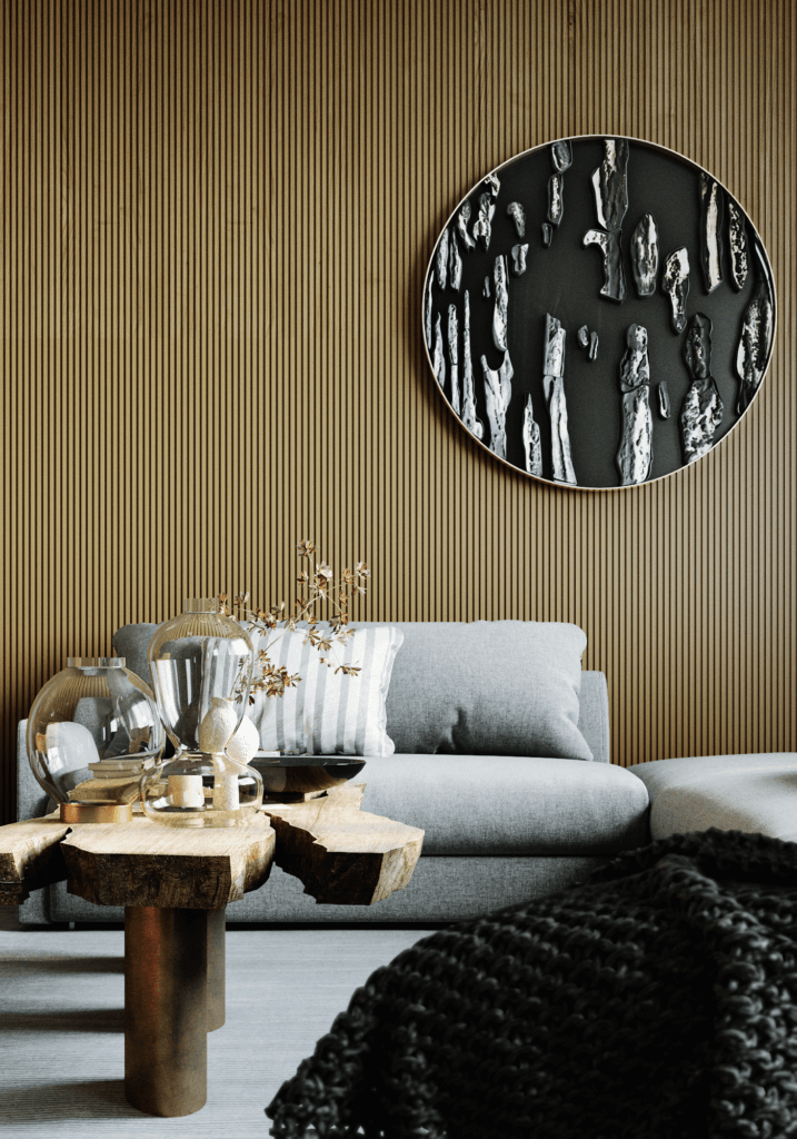 LA Pari Living & Kitchen Apartment - CGI Visualization(7)