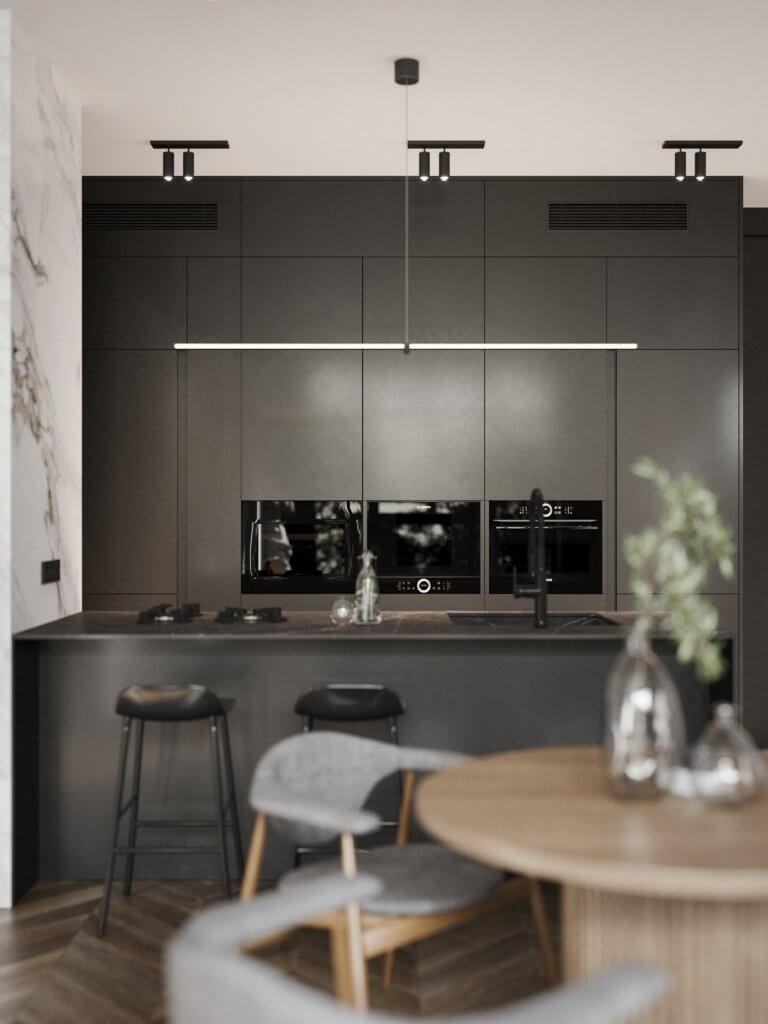 Bright and stylish apartment design - cgi visualization(13)