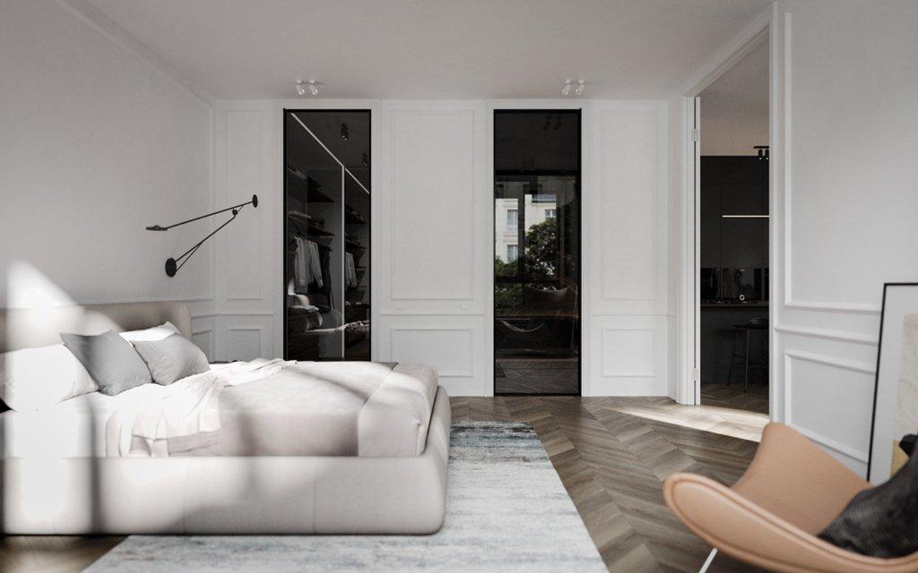 Bright and stylish apartment design - cgi visualization(22)