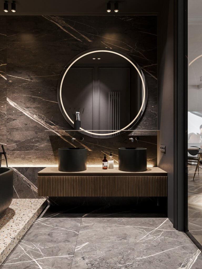 Bright and stylish apartment design - cgi visualization(26)