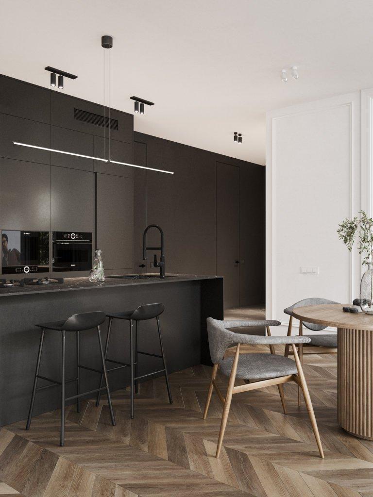 Bright and stylish apartment design - cgi visualization(8)