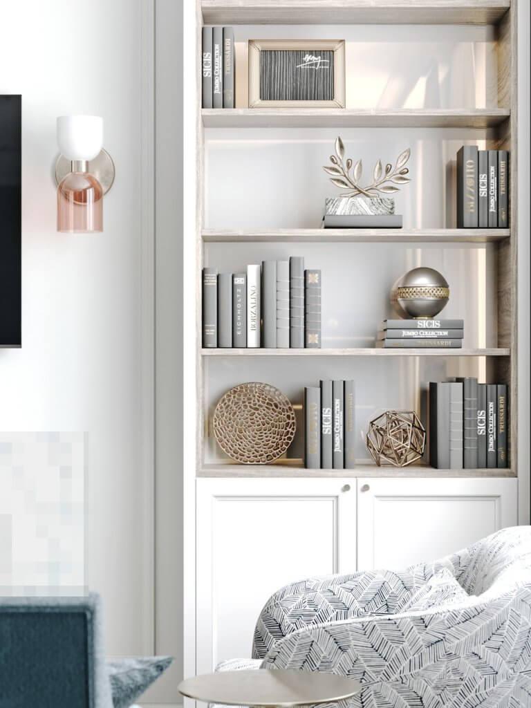 Elegant and luxury Apartment living design - cgi visualization(7)