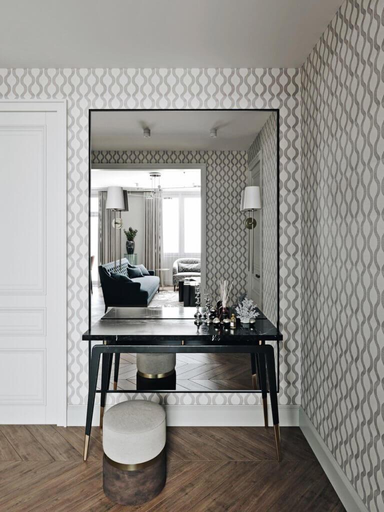 Elegant and luxury Apartment living design - cgi visualization(8)