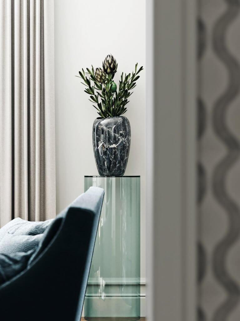 Elegant and luxury Apartment living design - cgi visualization(9)