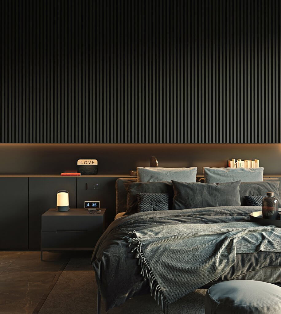 Cozy Bedroom design idea - cgi visualization(4)