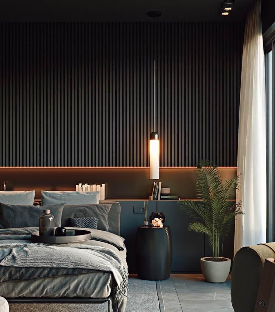 Cozy Bedroom design idea - cgi visualization(5)