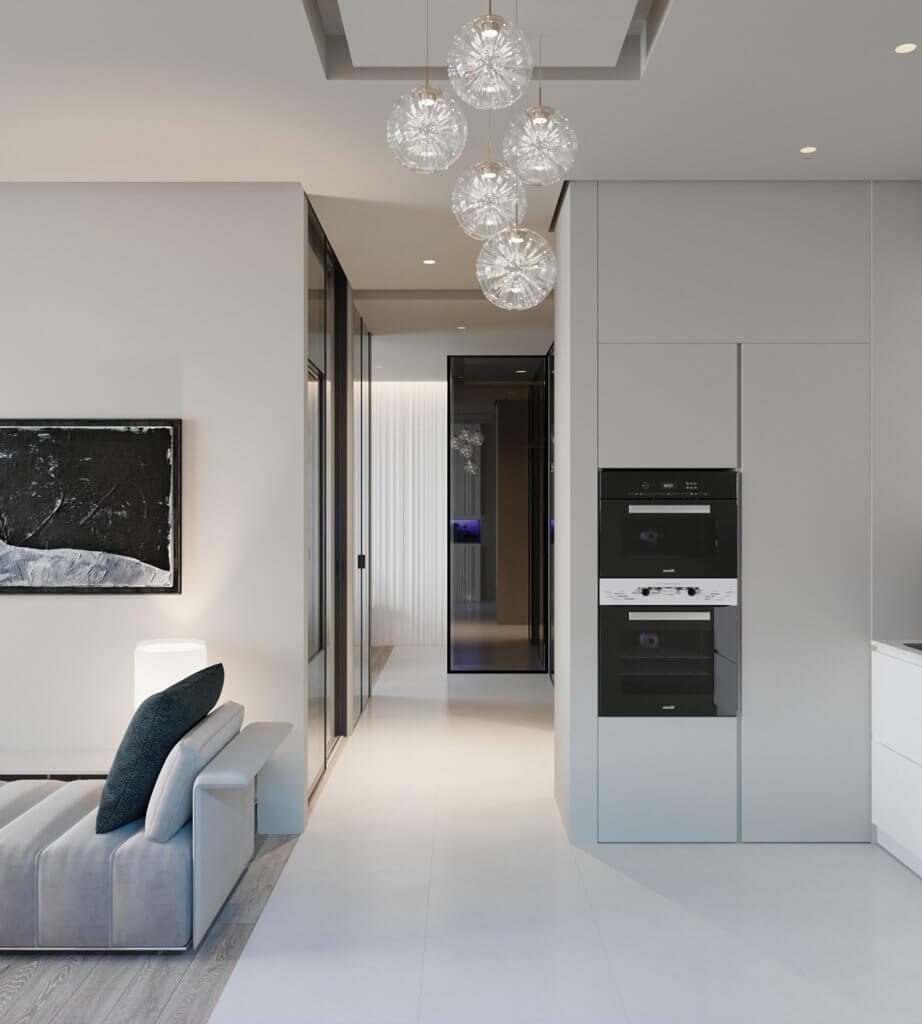 Inspiration White Apartment Design - cgi visualization(6)