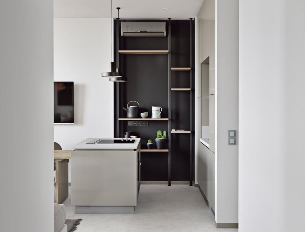 Light flat interior design - cgi visualization (11)