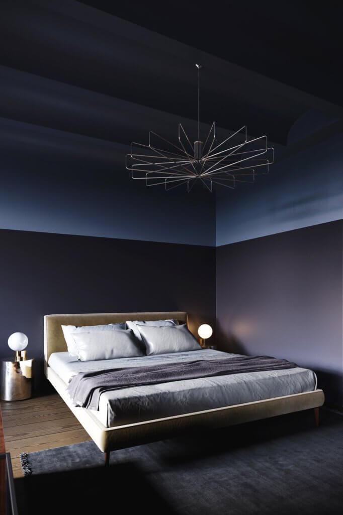Retro Designer Apartment interior design - cgi visualization 15