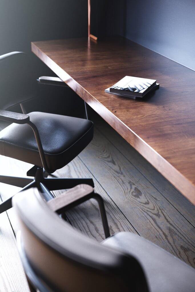 Retro Designer Apartment interior design - cgi visualization 8