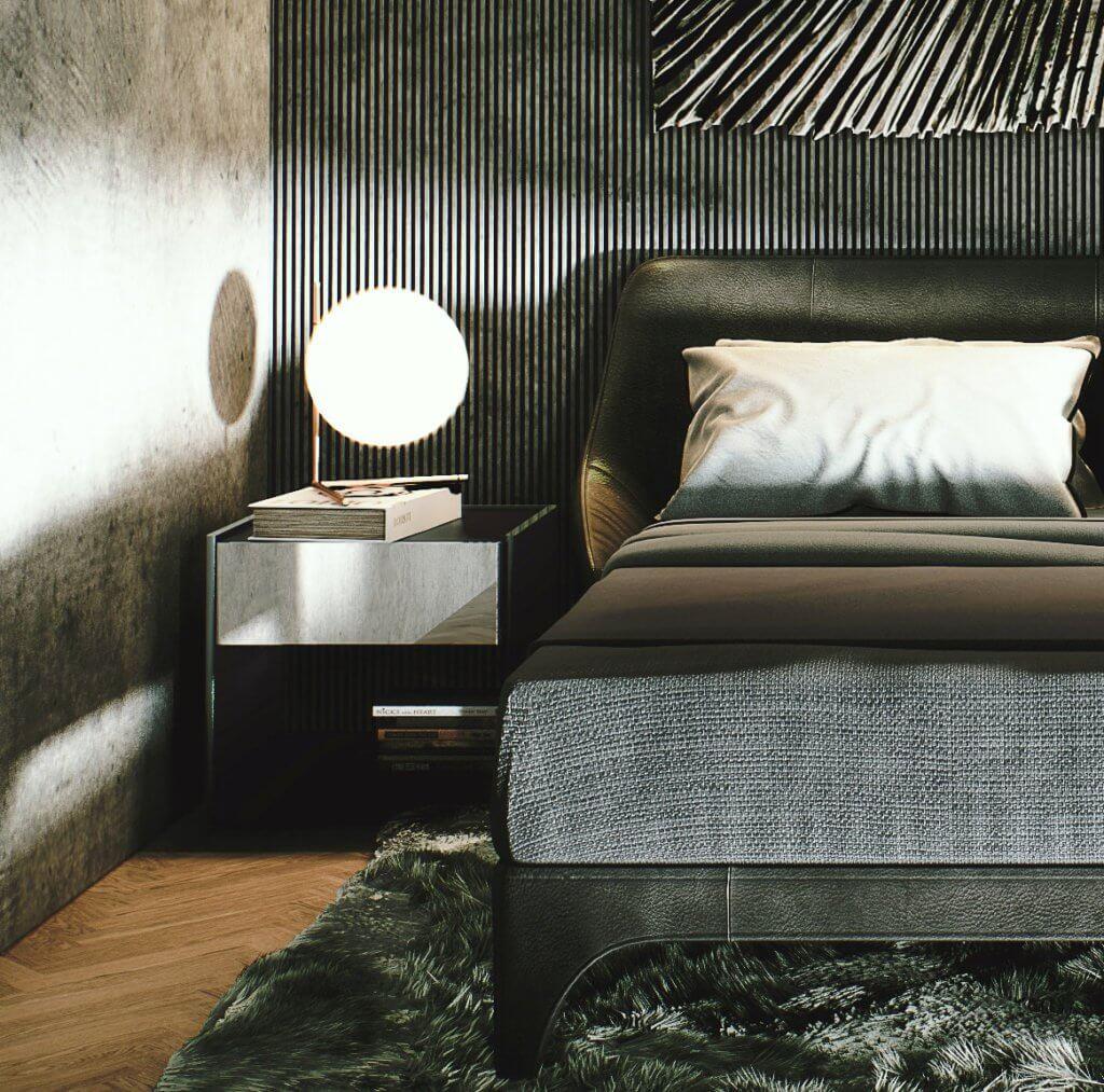 Stunning and modern Bedromm design ideas 16 - cgi visualization
