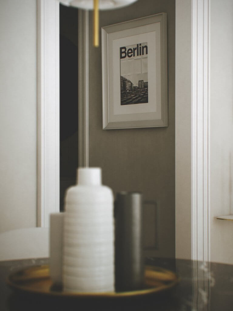 Stunning And Beautiful Apartment Interior Design Cgi Visualization