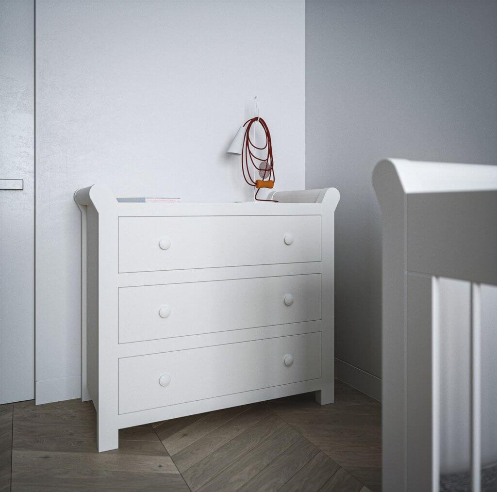 Trendy and stylish interior apartment - cgi visualization(30)