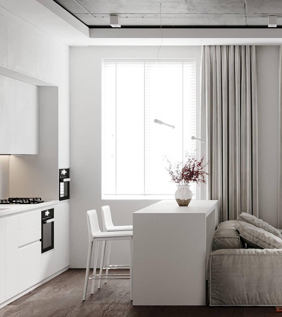 Meg designer house apartment - cgi visualization