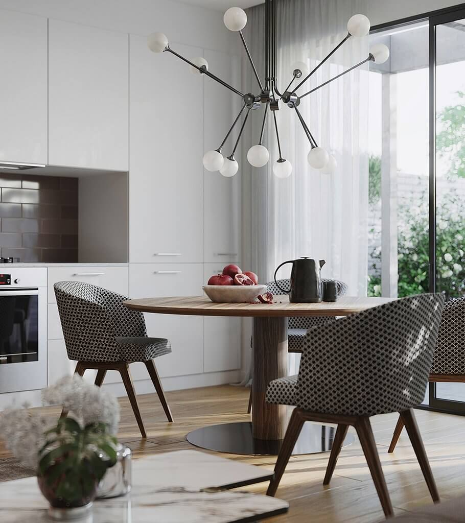 Stylish Apartment in Sydney - cgi visualization