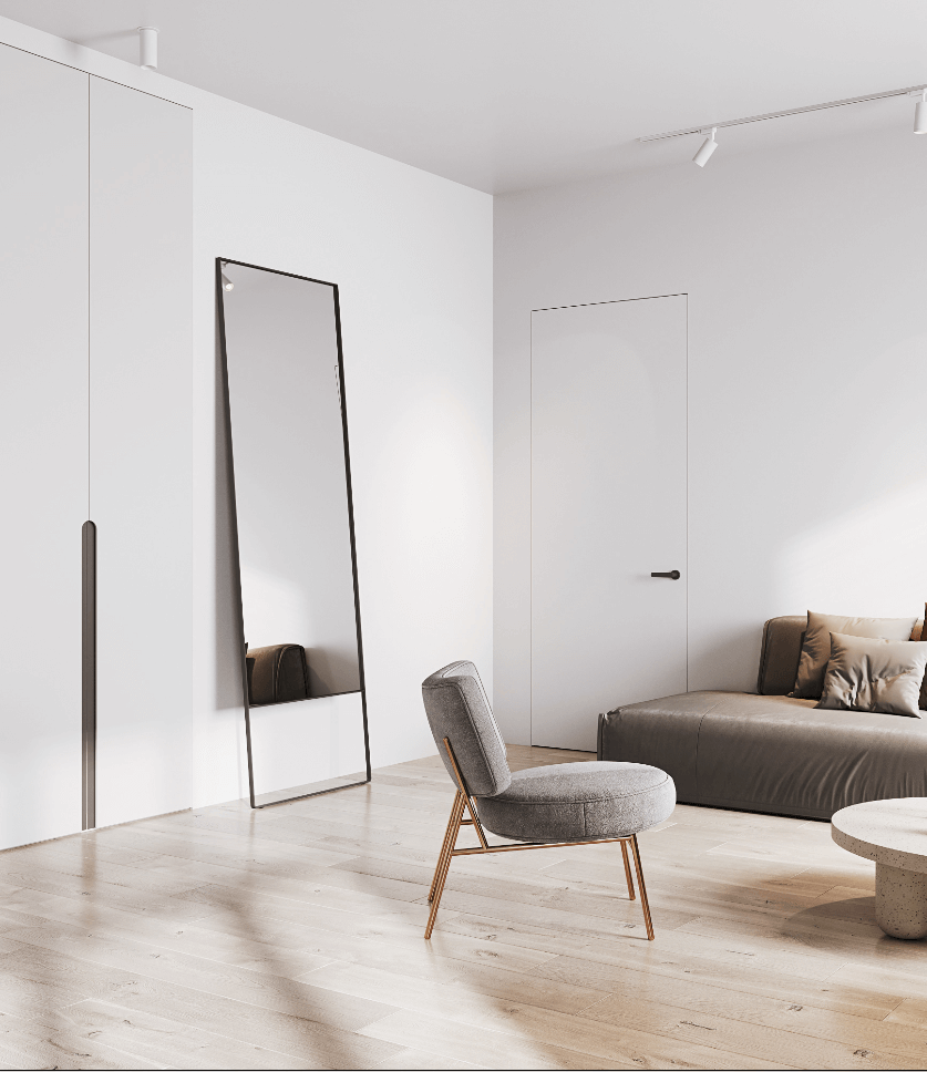 Stylish Apartment in Moldova - cgi visualization 5